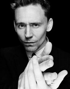 Tom Hiddleston... Yes my dear, you are definitely the next James Bond!