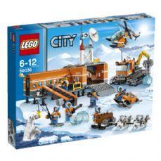 LEGO City ( 60036 ) / Arctic Base Camp