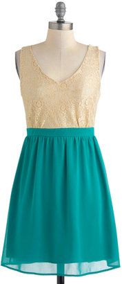 ShopStyle: Sand Meets the Sea Dress