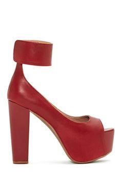 Jeffrey Campbell Girl Crush Platform Heel
