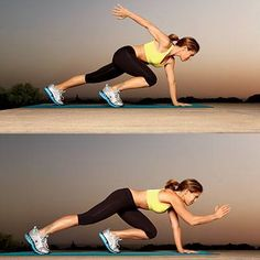 You've GOT to try this no-equipment core workout from Jillian Michaels! Some women are under the impression that they'll bulk up if they strength-train. This isn't the case. In actuality, strength-training helps boost metabolism and maintain lean muscle mass as we age. | Health.com