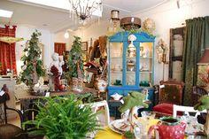 antique store location