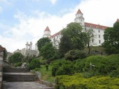 Das Schloss in Bratislava. Sehr sehenswert. #bratislava #slowakei #slovakia #boardoramio #castle