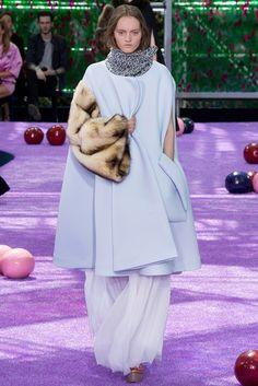 Christian Dior Alta Costura Otoño/Invierno 2015-2016