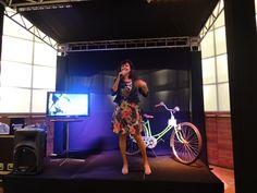 Palestra Movimento Cycle Chic com Dora Moreira.
