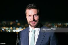 Richard Armitage poses for a portrait at the 41st Annual Saturn Awards show at The Castaway on June 25, 2015 in Burbank, California.