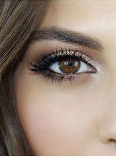 Want to know how to do makeup for brown eyes? This eye makeup tutorial from beauty vlogger Sona Gasparian will show you how to make your brown eyes pop. Best prom makeup -- prom makeup for brown eyes or makeup looks for prom CLICK VISIT link for Skin Makeup, Beauty Makeup, Hair Beauty, Eyeshadow Makeup, Smoky Eyeshadow, Makeup Brushes, Makeup Remover, Eyebrow Makeup, Glitter Makeup