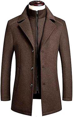 Men's Coats And Jackets, Cool Jackets, Biker Jackets, Leather Jackets, Herren Winter, Herren Style, Looks Cool, Coats For Women, Men Accessories