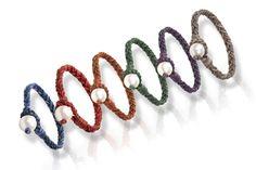 Lagos Flat Braid Bracelet – VINCENT PEACH
