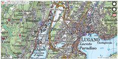 Lugano TI Kultur Ortsschutz ortsbild zdf http://ift.tt/2gX8yHi #karten #Cartography