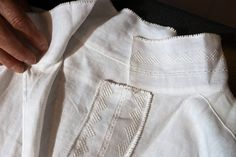 bunad shirt