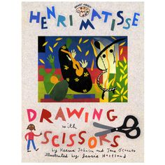 Henri Matisse: Drawing with Scissors - The Met Store