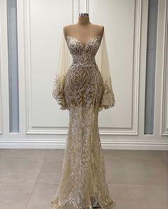 Glam Dresses, Event Dresses, Pretty Dresses, Fashion Dresses, Formal Dresses, Most Beautiful Dresses, Sheer Wedding Dress, Dream Wedding Dresses, Sexy Reception Dress