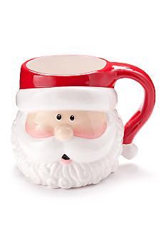 Santa Mug (Walmart)
