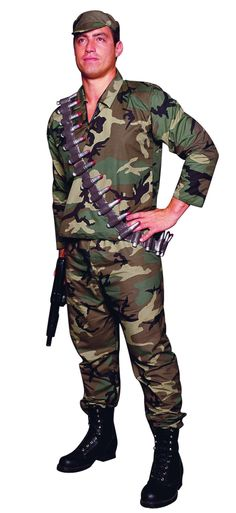 Commando Plus Size Costume for Halloween - Pure Costumes Couples Costumes Adult, Adult Costume Ideas Diy, Costumes For Women, Cute Sweater Outfits, Cute Sweaters, Winter Sweaters, Trendy Halloween, Halloween Costumes For Teens, Halloween Ideas