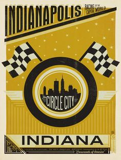 Anderson Design Group – American Travel – Indianapolis: Print Shop