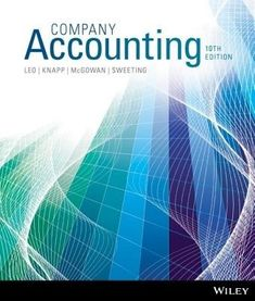 You will download digital wordpdf files for complete test bank for test bank company accounting 10th edition by ken j leo fandeluxe Image collections