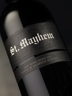 St. Mayhem on Packaging of the World - Creative Package Design Gallery