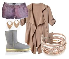 """8"" by barboraphoto on Polyvore featuring Isabel Marant, UGG and Chan Luu"
