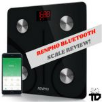 Are you looking for more with your scale? Perhaps you are looking for Body fat percentages as well? Look no further, Check out our review on the this amazing smart bluetooth scale from Renpho! One of the best Smart scales in the market that connects to your iOS and Android Device. #motivation #getfit #Bluetooth #fitness #techdaddy #motivationMonday