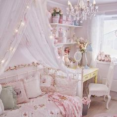 38 Lovely Pastel Room Decor Ideas For Beautiful Bedroom Girl Bedroom Designs Beautiful Bedroom Decor Ideas Lovely pastel room Pastel Room Decor, Pastel Bedroom, Cute Room Decor, Pastel Girls Room, Girl Bedroom Designs, Room Ideas Bedroom, Bedroom Decor, Goth Bedroom, Shabby Chic Bedrooms