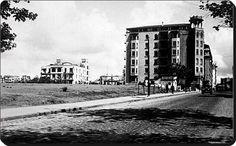 Teşvikiye, İzmir Palas apt - 1925