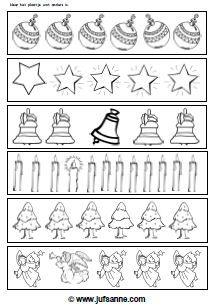 Kerstmis downloads » Juf Sanne