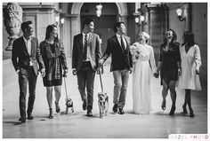 San Francisco City Hall Documentary Wedding Photographer - Hazel Photo Weddings