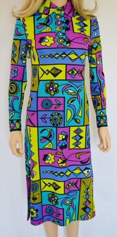 Vintage 1970's 80's EMILIO PUCCI MoD from ElectricLadyland1 on Etsy