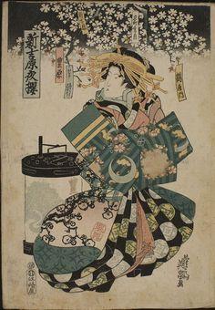 Ukiyo-e (XVIII – XIX)