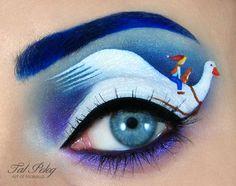 À la claire fontaine: Tal Peleg Art of Makeup