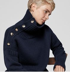 This week, we celebrate the launch of our new, luxe Guernsey jumper. Read more about it on the ME+EM blog.