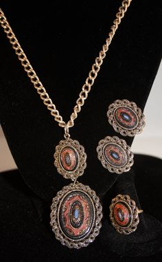 Old Vienna  Vintage Sarah Coventry necklace by AllAboutSarah
