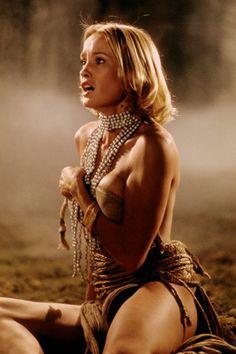 Jessica Lange in King Kong, 1976