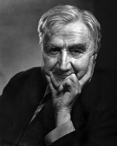 Ralph Vaughan Williams, English composer. Folk Song Suite, Toccata Marziale