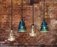 Leuke en lieve industriele lampjes