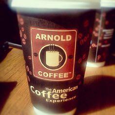 #arnoldcoffee #caffè - @rosse_91- #webstagram
