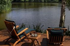 The Boathouse, Belford - view from decking