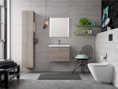 Kolekcja łazienkowa City marki Cersanit. Fot. Cersanit