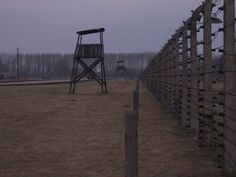 Guard tower at #Auschwitz