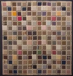 This site has lots of antique quilts ....great ideas for reproduction quilts-love this quilt!