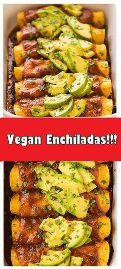 Vegan Enchiladas!!! - 22 Recipe