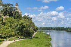 La Loire à Vélo en Anjou – Itinéraire et carte