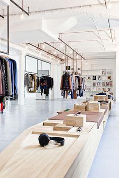 Showroom for K-MB Berlin : Sigurd Larsen, danish artist living in Berlin. #allgoodthings #danish spotted by @missdesignsays