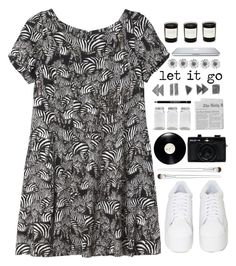 """""""I don't worry anymore"""" by cbear99 ❤ liked on Polyvore featuring Monki, Jeffrey Campbell, Liz Earle, Holga, Park Hill Collection, Givenchy and Byredo"""