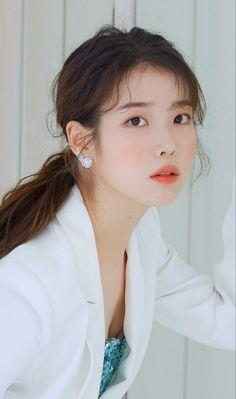 Beautiful Girl Image, Beautiful Asian Girls, Korean Beauty, Asian Beauty, Korean Celebrities, Celebs, Eun Ji, Ulzzang Korean Girl, Iu Fashion