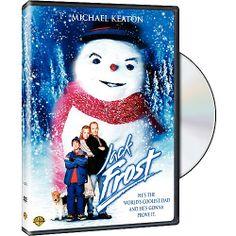 Jack Frost DVD - Walmart.com