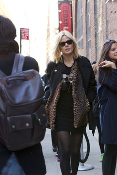 Album 54 – New York Fashion week : here I am !   STYLE AND THE CITY - Paris Street style and Fashion week