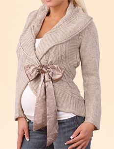 Beautiful cardigan! If/When we have are pregnant again..I'm getting this!!!!!!