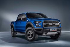 The off-road machine 2017 Ford Raptor will be available in China starting next year. This Ford will now be taking on trails in the Chinese terrain.